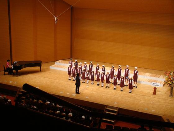 合唱祭/ステージの様子(2)