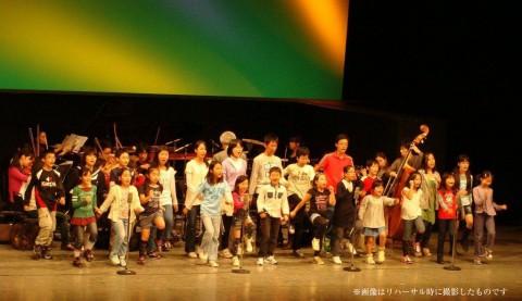 舞台の様子(1)