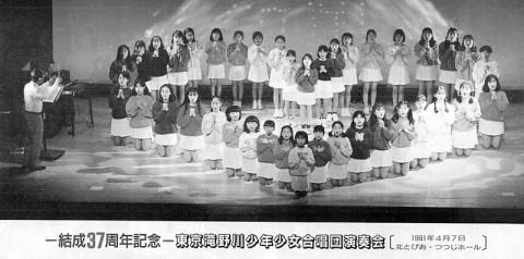 37周年記念演奏会