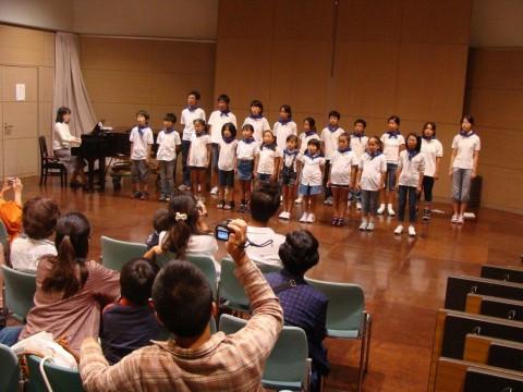 2011夏・ミニコンサート